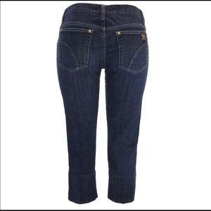 Joe's  jeans socialite kicker cropped jeans